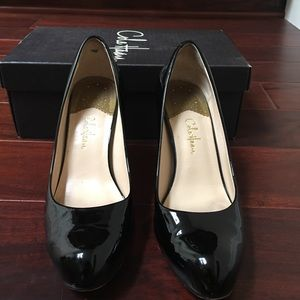7b4b0b424697a1 Cole Haan Shoes - Cole Haan Ambrose Air black patent pump